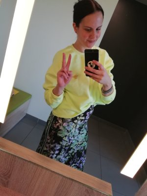 Asos Skirt multicolored
