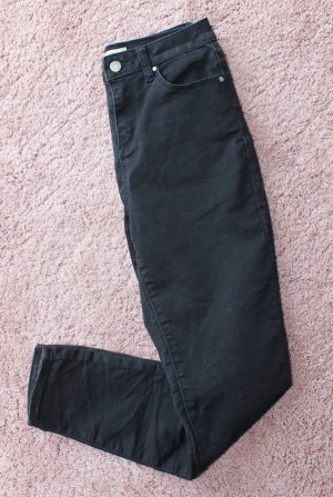 Asos Pantalon cigarette noir
