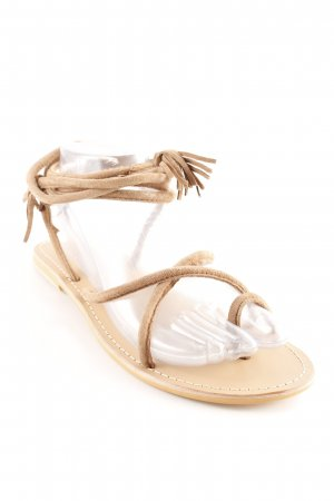 Asos Roman Sandals light brown casual look