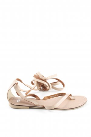 Asos Roman Sandals nude beach look