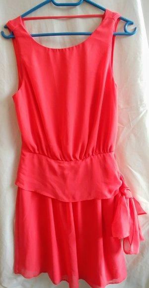 Asos rosa Abendkleid Große 36