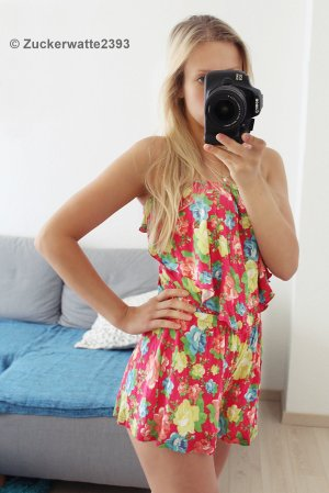 Asos Roter Blumen Jumpsuit Overall 34/36