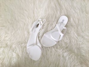 Asos Strapped Sandals white