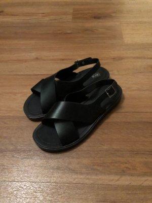 Asos Sandalen schwarz 39