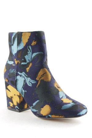 Asos Schlüpf-Stiefeletten abstraktes Muster extravaganter Stil