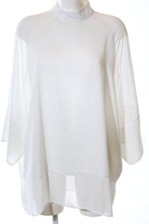 Asos Slip-over blouse wit zakelijke stijl