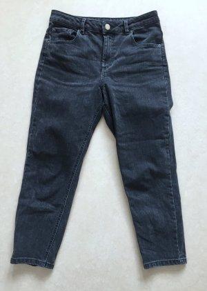 Asos Pantalon taille haute multicolore coton