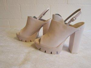 ASOS: Schuhe, rosa, UK 5/ Gr. 38