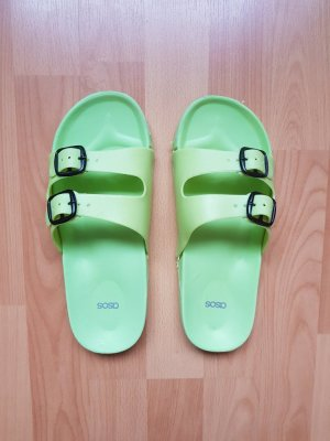 Asos Sandales confort multicolore