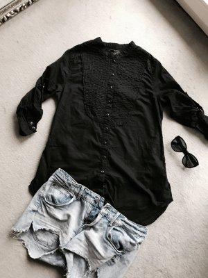 ASOS schwarze Blogger Bluse NEU - nicht getragen