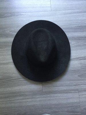 Asos schwarzer Woll-Hut
