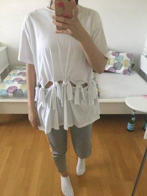 Asos Shirt mit Knoten