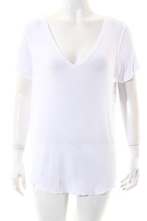 Asos Shirt weiß Casual-Look