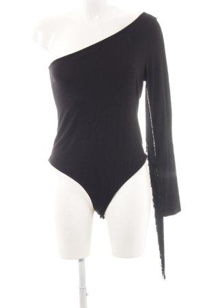 Asos Shirt Body black elegant