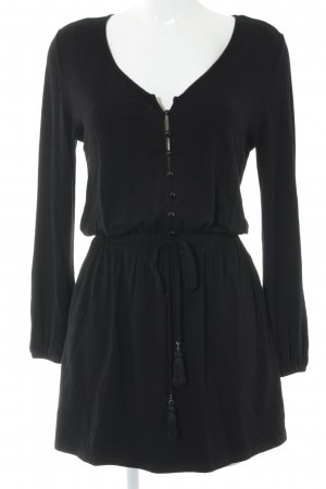 Asos Shirtkleid schwarz Casual-Look
