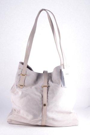 Asos Shopper hellgrau-beige schlichter Stil