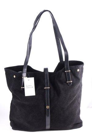 Asos Shopper schwarz schlichter Stil