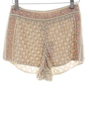 Asos Shorts creme-rosa Elegant
