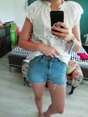 Asos Denim Shorts blue