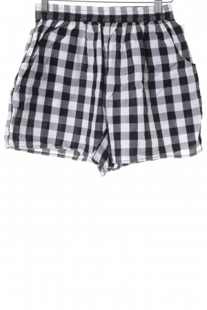 Asos Shorts check pattern casual look