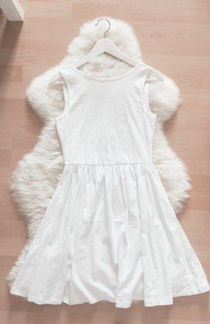 Asos Skaterkleid Blogger Rückenausschnitt Kleid Gr.XS