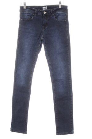 Asos Skinny Jeans dunkelblau schlichter Stil