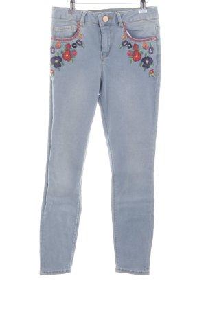 Asos Skinny jeans blauw casual uitstraling