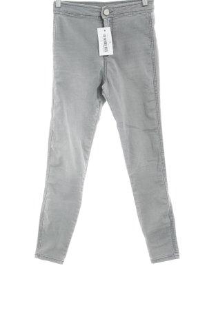 Asos Skinny jeans grijs casual uitstraling