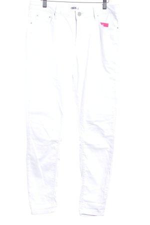 Asos Skinny Jeans weiß Casual-Look