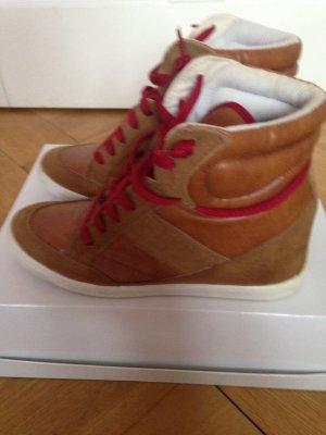 Asos Sneaker mit Absatz neuwertig
