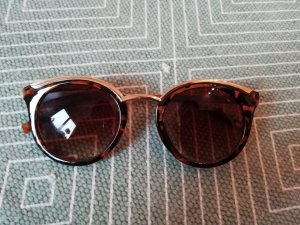 Asos Sunglasses gold-colored-brown