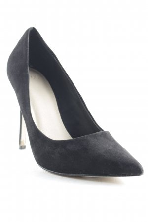 Asos Spitz-Pumps schwarz Business-Look