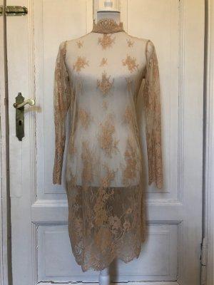 Asos Evening Dress nude