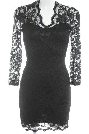 Asos Lace Dress black elegant