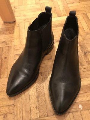 Asos Korte laarzen zwart