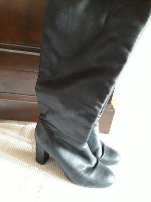 Asos Stiefel schwarz.