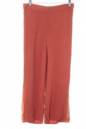 Asos Jersey Pants dark orange casual look