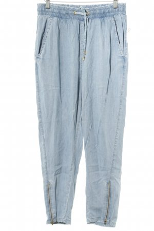 Asos Jersey Pants azure casual look