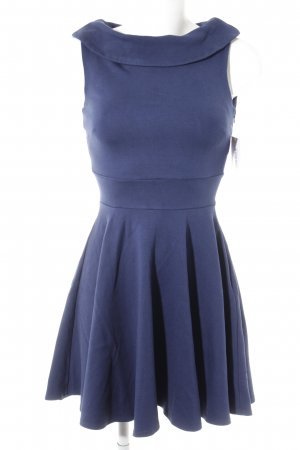 Asos Stretchkleid blau Casual-Look
