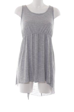 Asos Stretch Dress light grey casual look