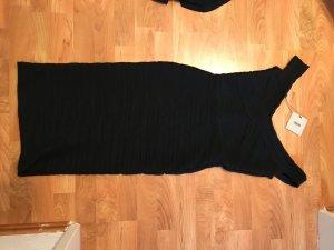 Asos Stretchkleid in schwarz