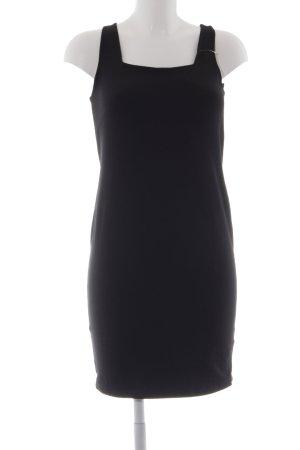 Asos Stretchkleid schwarz Elegant