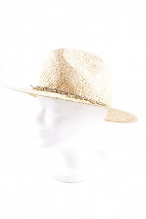Asos Straw Hat sand brown weave pattern beach look