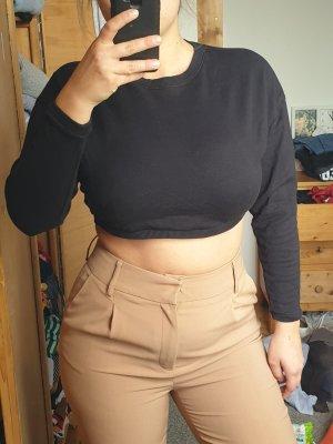 Asos Sweatshirt zwart