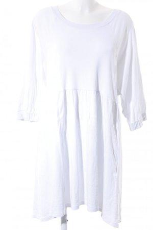 Asos Robe Sweat blanc style urbain