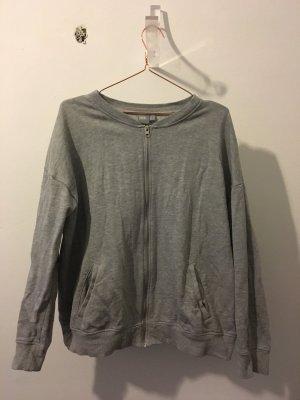 Asos College Jacket light grey
