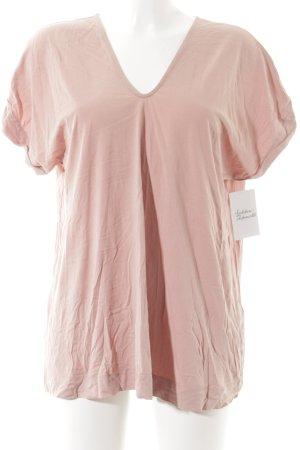 Asos T-Shirt altrosa Casual-Look