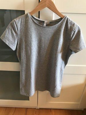 Asos T-shirt grijs-lichtgrijs