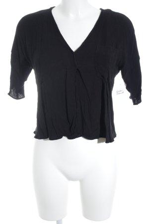 Asos T-Shirt schwarz schlichter Stil