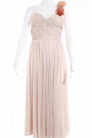 Asos Tall Midi Dress dusky pink-apricot elegant